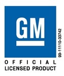 GM License Logo